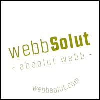 Webbyrå Webbsolut logo